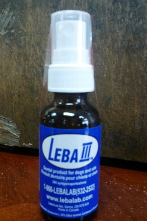 Leba III Dental Product For Dogs
