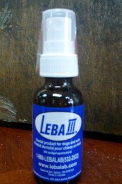 Leba III Dental Product For Dogs