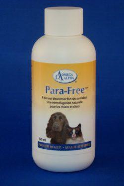 Alpha Omega Para-Free Pet parasite control