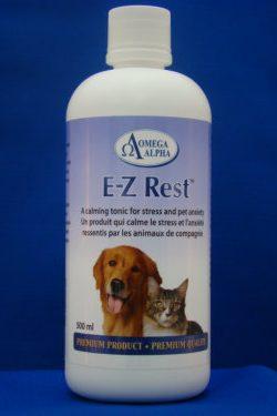 Alpha Omega Pet EZ rest