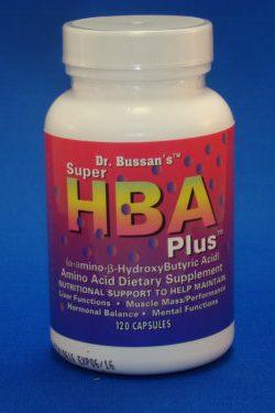 Dr. Bussan's Super HBA Plus