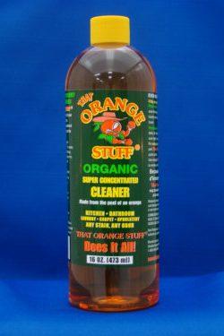 That Orange Stuff, Orangepeel oil extract