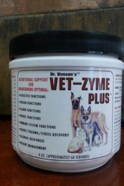 Dr. Bussan's Vet_Zyme Plus